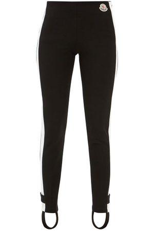 Moncler Stirrup Technical-twill Ski Leggings - Womens