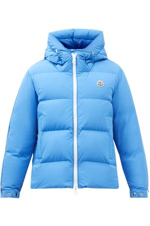 Moncler Idil Quilted-shell Down Jacket - Mens - Light
