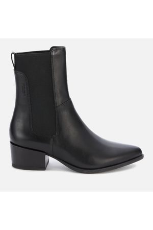 Vagabond Women Chelsea Boots - Women's Marja Leather Western Boots