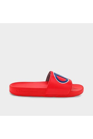 Champion Sandals - IPO Slide Sandals in / Size 8.0
