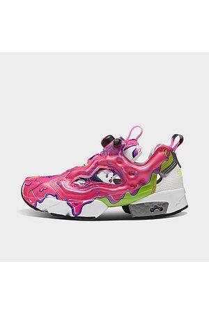 Reebok Men's x Ghostbusters Instapump Fury Casual Shoes in /Proud Size 8.0