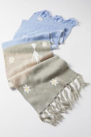 Urban Outfitters Women Scarves - Scene Knit Scarf