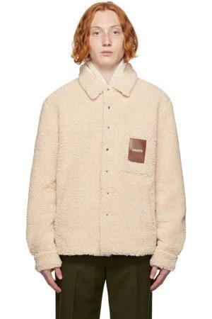 Axel Arigato Aspen Teddy Overshirt Jacket