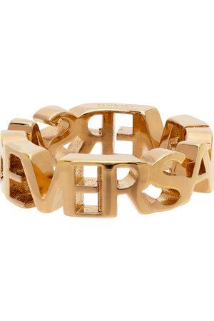 VERSACE Logo Ring