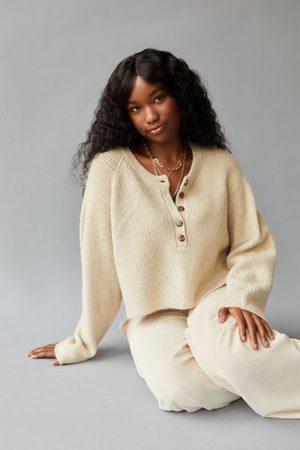 BDG Women Sweaters - Harlow Henley Sweater