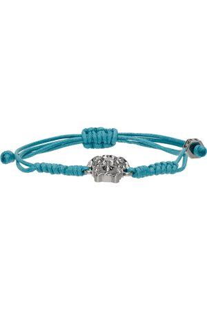 VERSACE Medusa Braided Bracelet