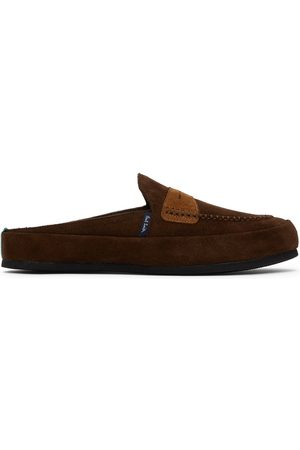 Paul Smith Brown Nemean Slip-On Loafers