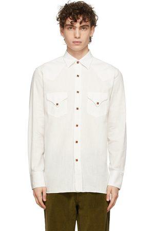 DoppiaA Off-White 'Aariosto' Shirt