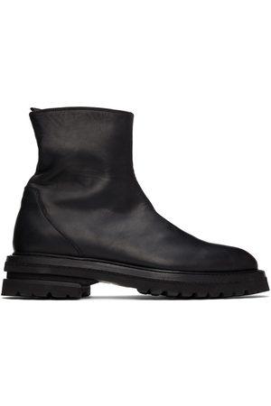 ADYAR SSENSE Exclusive Zip Boots