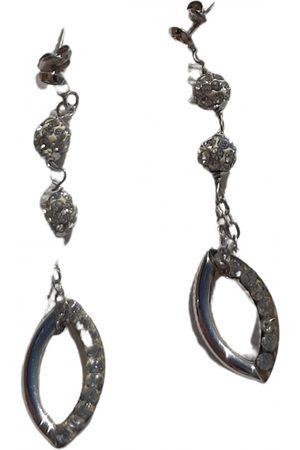 Stroili Oro Women Earrings - White gold earrings