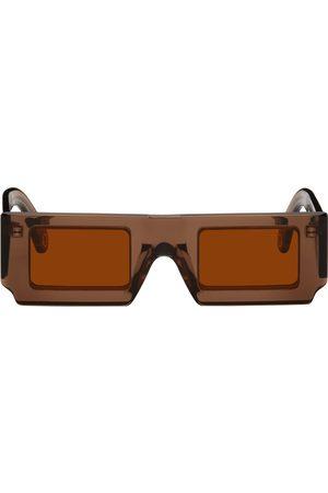 Jacquemus Brown La Montagne 'Les Lunettes Soleil' Sunglasses