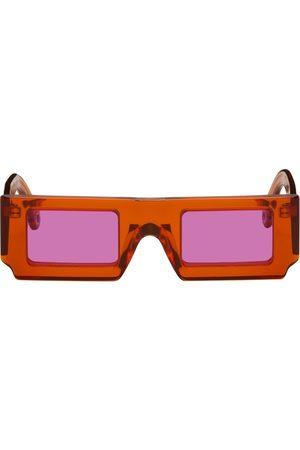 Jacquemus Orange La Montagne 'Les Lunettes Soleil' Sunglasses