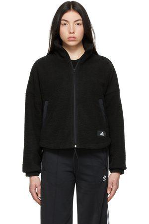 adidas Sportswear Sherpa Zip Sweatshirt