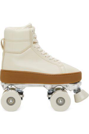Bottega Veneta Quilt Roller Skates