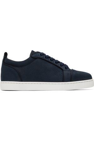 Christian Louboutin Navy Louis Junior Orlato Sneakers
