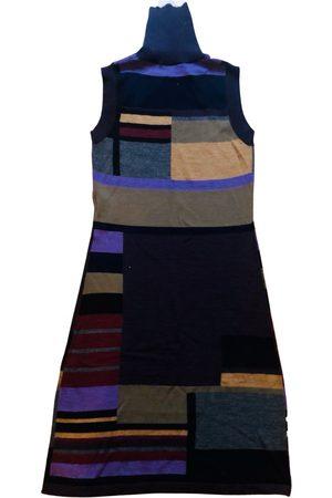 Benetton Wool mid-length dress