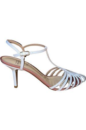 Francesco Russo Patent leather sandals