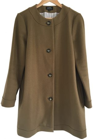 A.P.C. Wool trench coat