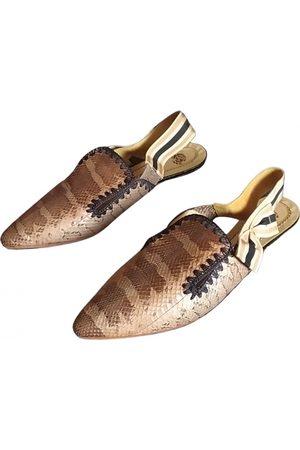 Maliparmi Leather sandals