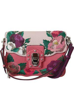 Dolce & Gabbana Lucia leather handbag