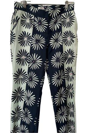 Issa Silk straight pants