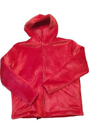 Orgvsm Faux fur vest