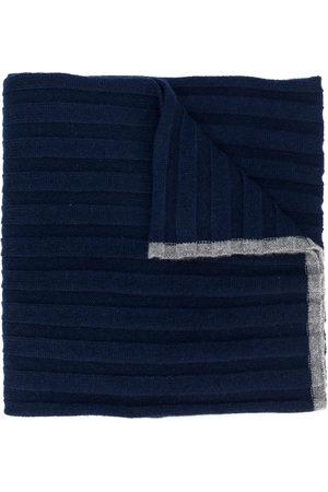 Brunello Cucinelli Men Scarves - Wide rib scarf