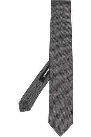 Dsquared2 Interwoven silk tie