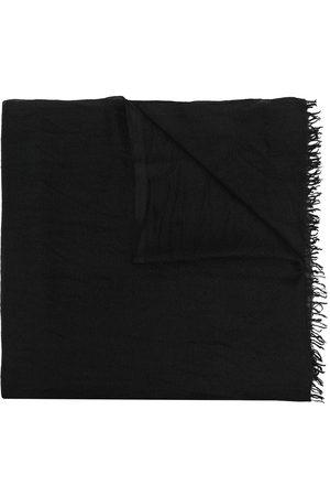 Faliero Sarti Women Scarves - Fine knit frayed scarf