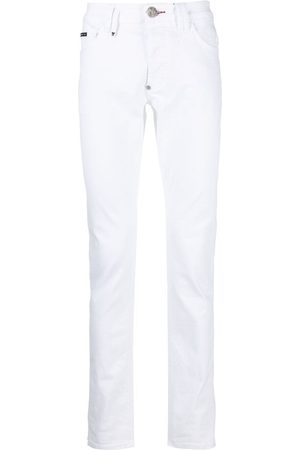 Philipp Plein Iconic straight-leg jeans