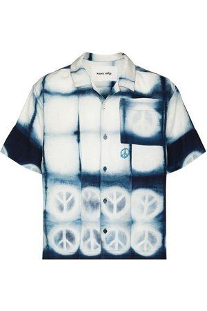 Story Men Short sleeves - Greetings tie-dye short-sleeve shirt