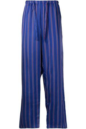 Fred Segal Men Pajamas - Striped pyjama bottoms