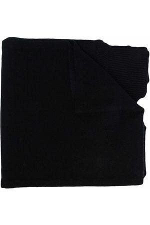 Diesel Scarves - Pocket wool-knit scarf