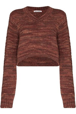 OUR LEGACY Women Sweaters - Intact two-face jumper