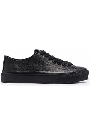 Givenchy Women Sneakers - Logo-plaque low top sneakers
