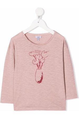 KNOT Garden Shed longsleeved T-shirt