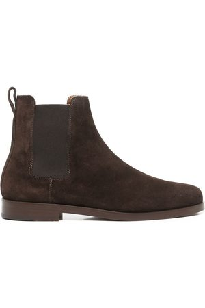 Koio Men Ankle Boots - Trento suede ankle boots