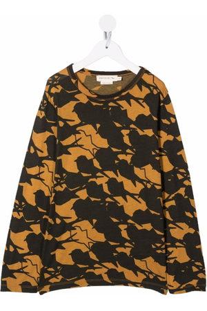 Le pandorine Girls Long Sleeve - Graphic-print long-sleeve T-shirt
