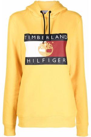 Tommy Hilfiger Women Hoodies - Logo print hoodie