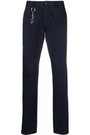 Paul & Shark Keyring-detail tailored trousers