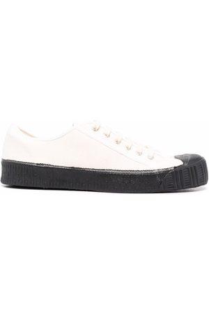 Spalwart Contrast-sole low-top sneakers