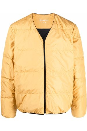 GOLDWIN Men Puffer Jackets - Padded V-neck jacket