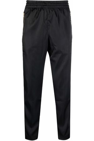 adidas Men Sweatpants - Side-stripe slip-on track trousers
