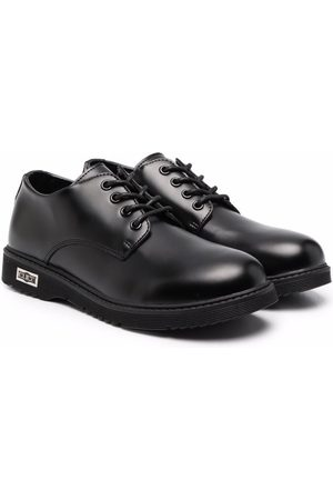 Cult Brogues - Teen leather lace-up shoes