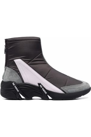 RAF SIMONS Men Ankle Boots - Cylon-22 ankle boots - Grey