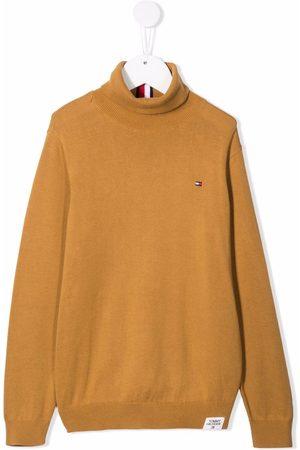 Tommy Hilfiger Fine-knit roll-neck jumper