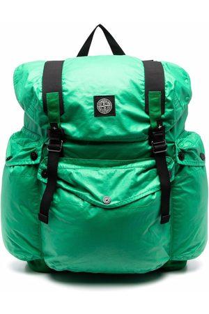 Stone Island Mussola Gommata backpack