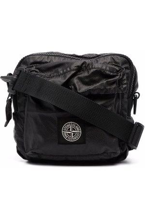 Stone Island Compass-patch shoulder bag