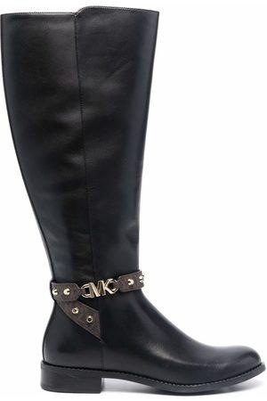 Michael Kors Studded knee-high boots