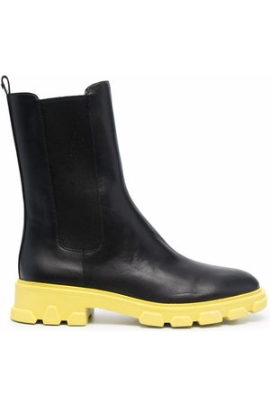 Michael Kors Women Boots - Ridley leather boots